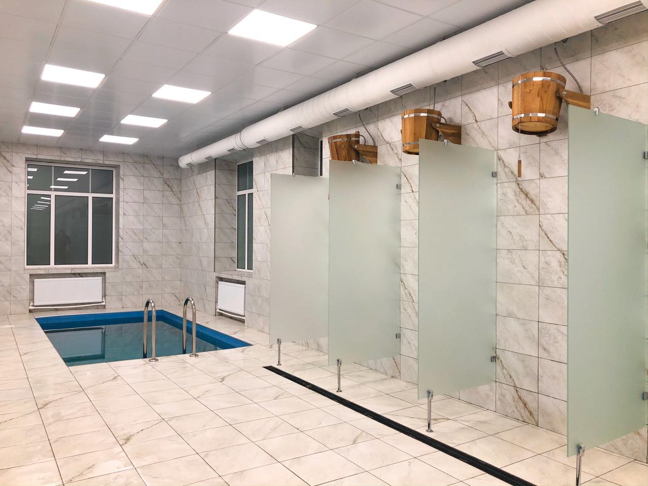 Общественная баня – основные отличия процесса возведения и эксплуатации