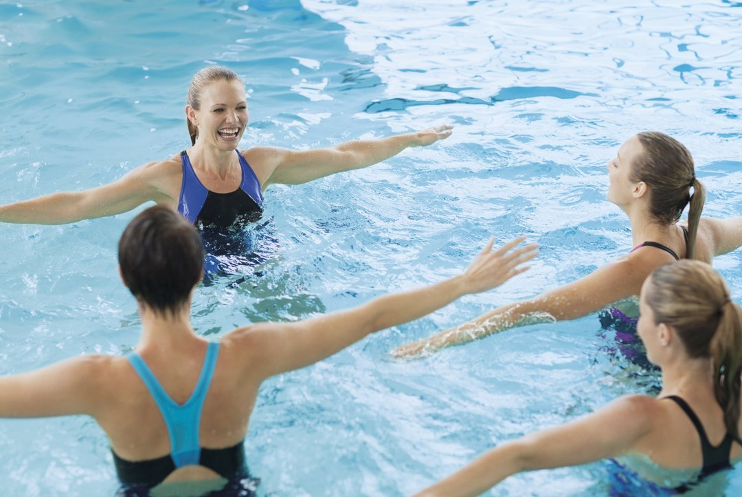 Что дает аквааэробика? аквааэробика помогает похудеть - гроссманн центр