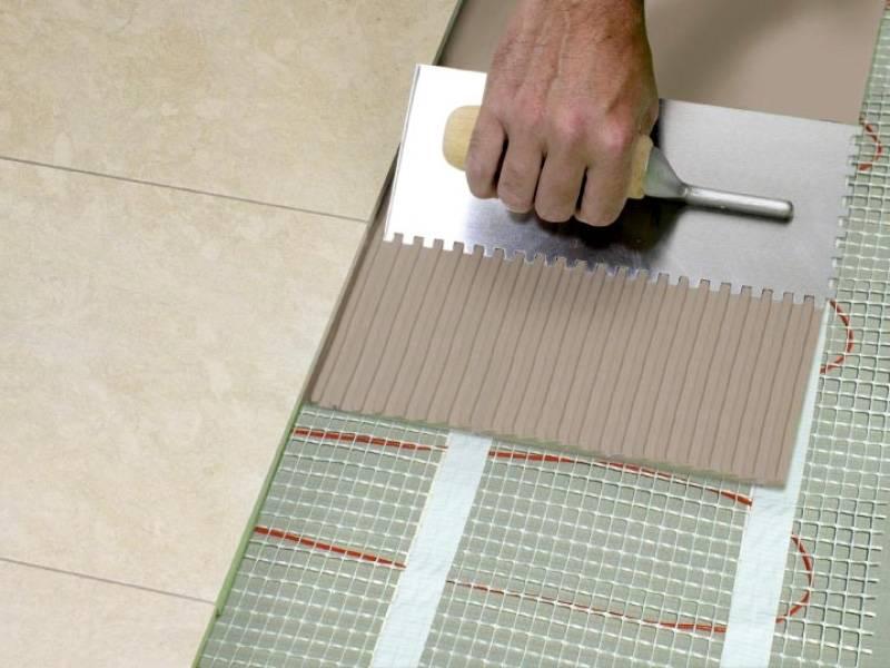 Выбор и укладка напольной плитки для бани и сауны