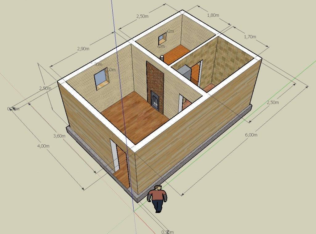 Бюджетная баня: как построить дешево и качественно собственными руками