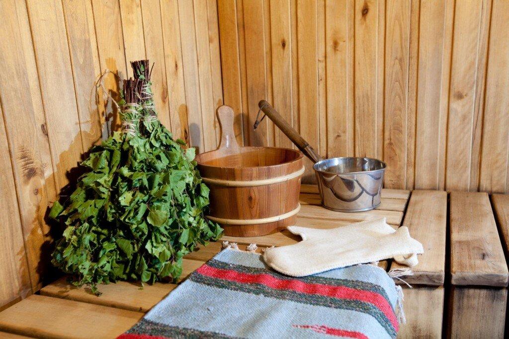 Как пользоваться веником в бане