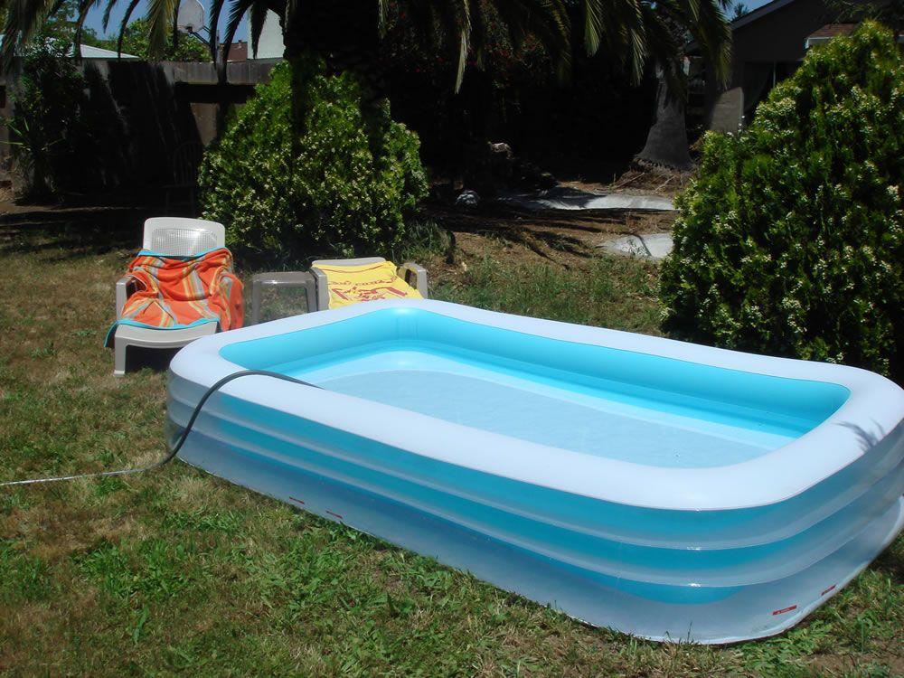 Как выбрать бассейн для дачи: виды, особенности — статья от intex online
