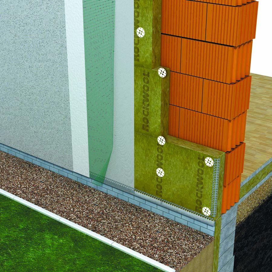 Мокрый фасад: технология монтажа и пошаговая инструкция обустройства утепления своими руками (фото + видео)