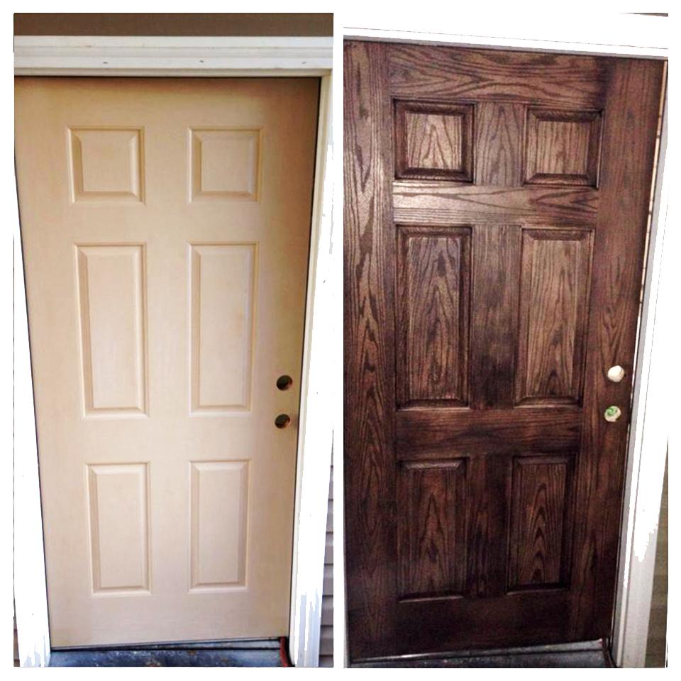 Красивые межкомнатные двери: как выбрать покрытие и покрасить?