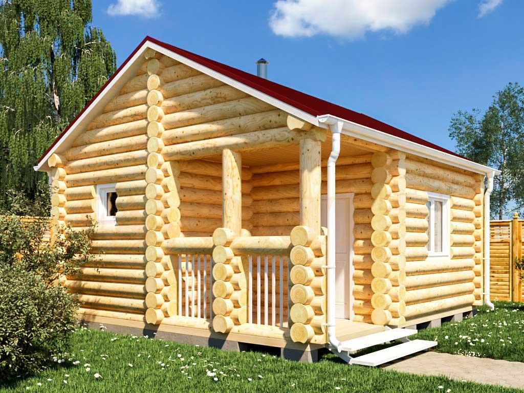 Сравниваем деревянные бани. баня из блоков или дерево?