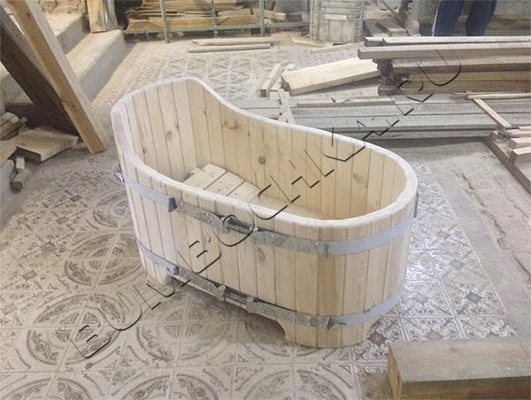 Какая купель для бани лучше: пластиковая, деревянная или сделанная своими руками из кирпича + фото