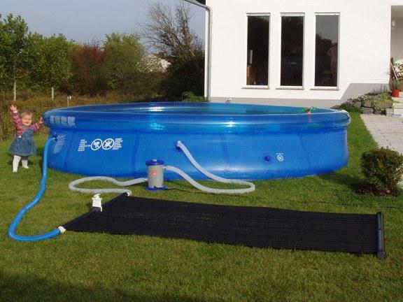 Как сделать солнечный коллектор для бассейна своими руками: из черной трубы или шланга или покупной: советы? обзор +видео
