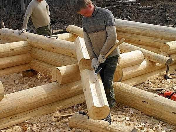 Рубленная баня своими руками: основы | o-builder.ru
