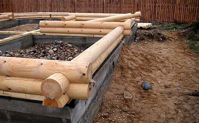 Баня из бревна своими руками: пошаговая инструкция | построить баню ру