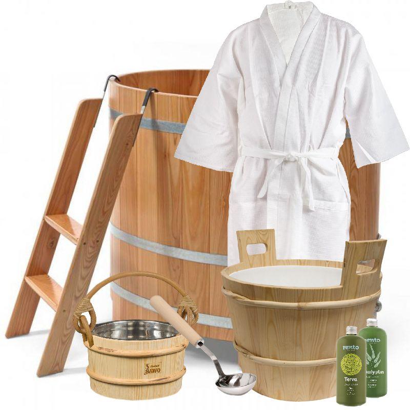Банные принадлежности. трущие и моющие аксессуары для бани