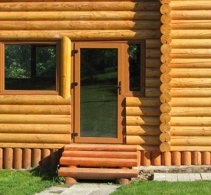Двери для бани и сауны: деревянные из липы в парную и входные
