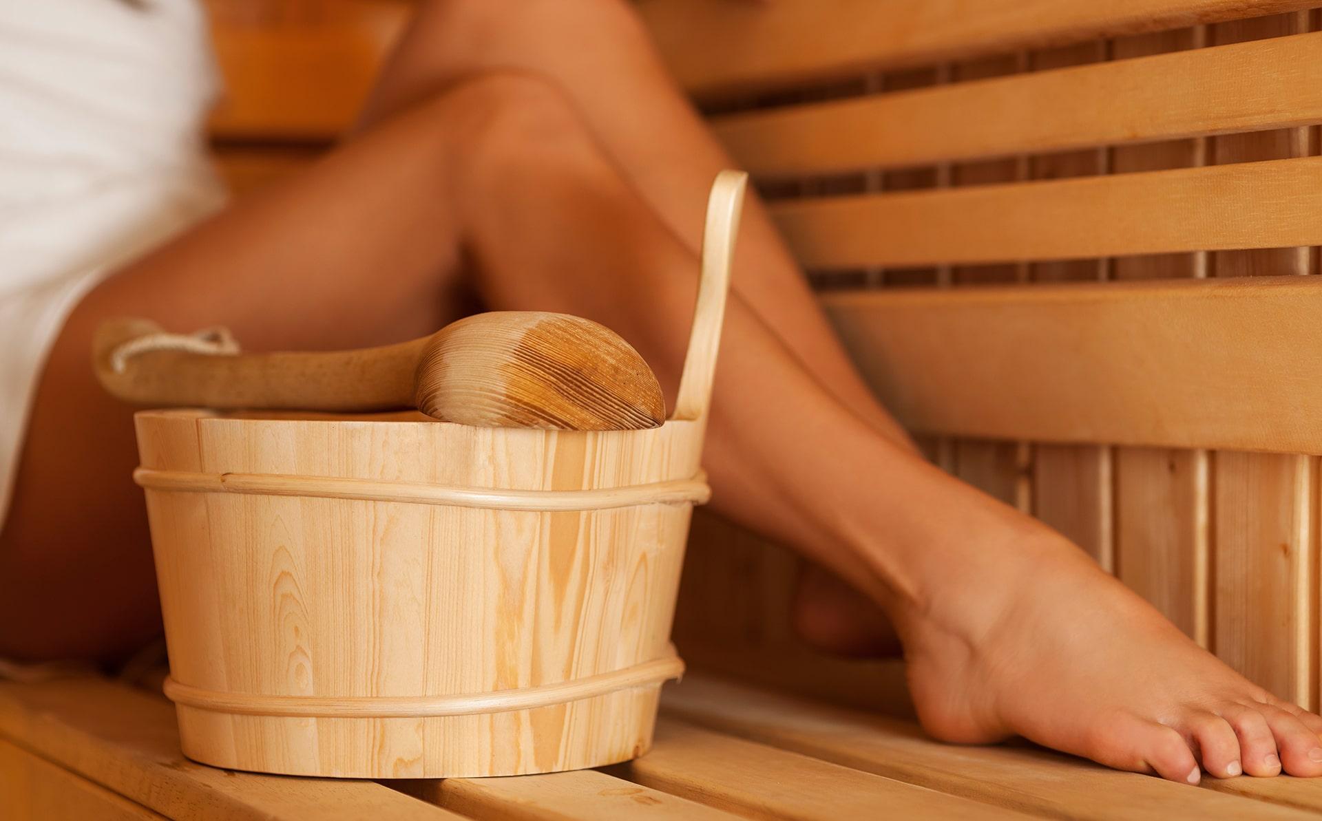 Разрешено ли посещение бани при геморрое?