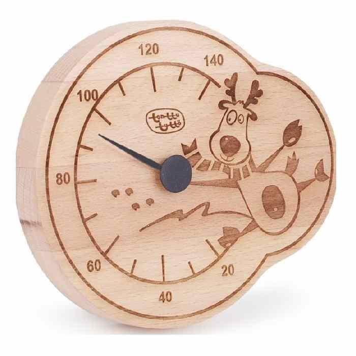 Виды и характеристики термометров для бани