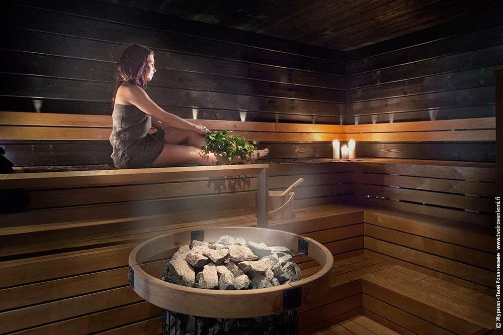 Польза бани для женщин | брус бани