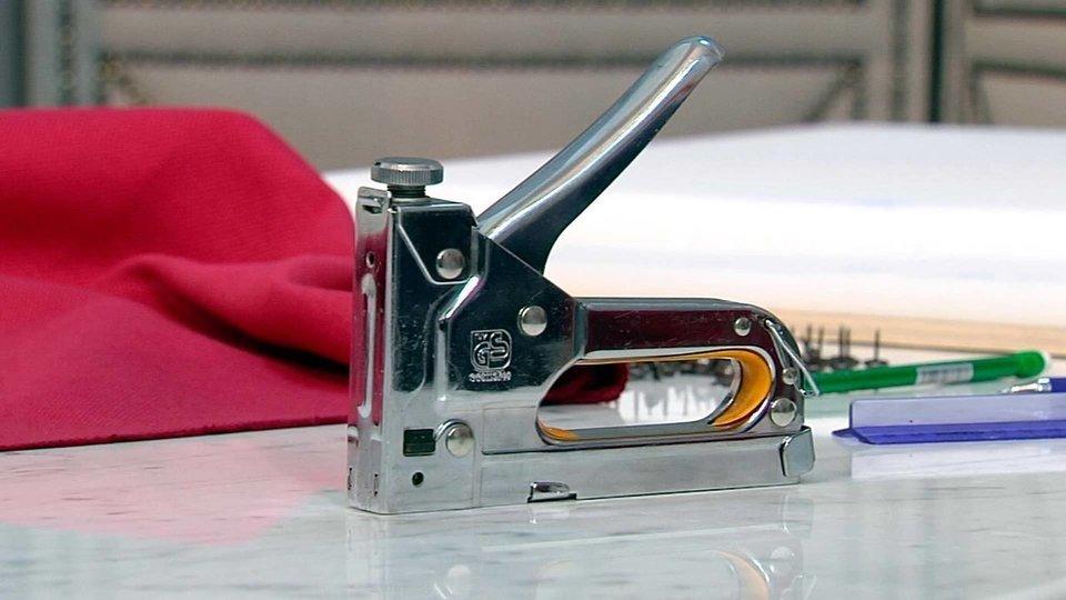 Строительный степлер: виды, выбор, работа, фото, видео