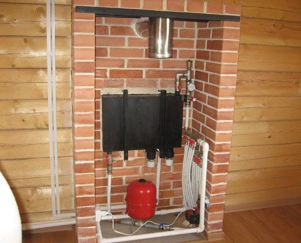 Отопление в бане - как правильно организовать систему отопления?