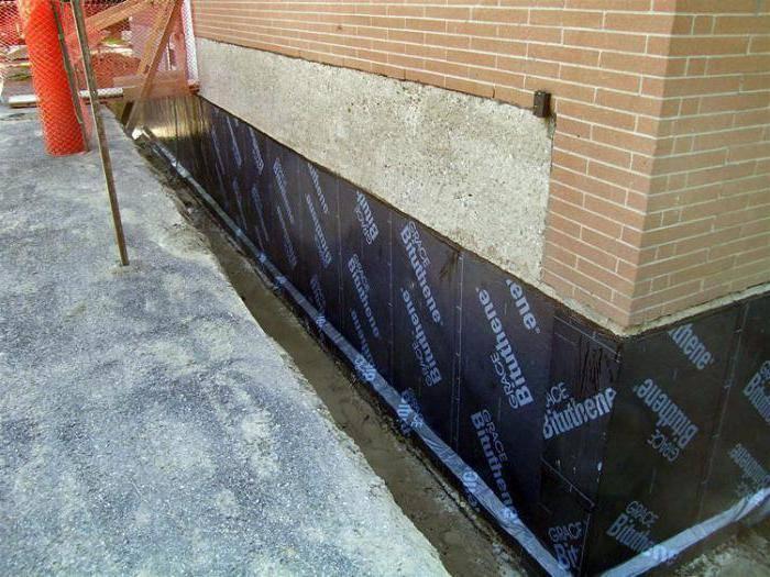 Рекомендации по гидроизоляции бани изнутри