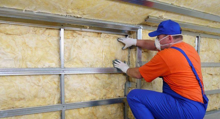 Какой утеплитель применяют для стен внутри дома? Актуальные современные материалы