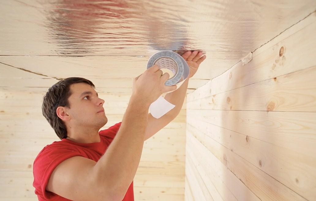 Добавь жару: как утеплить парилку в бане изнутри