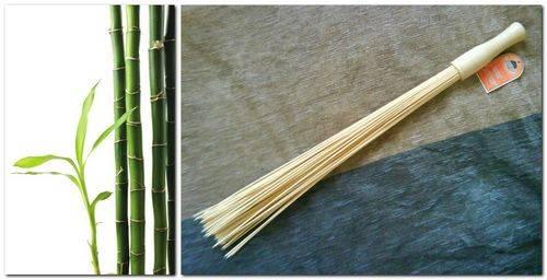 Бамбуковый веник для бани — восточное чудо — строительство бани