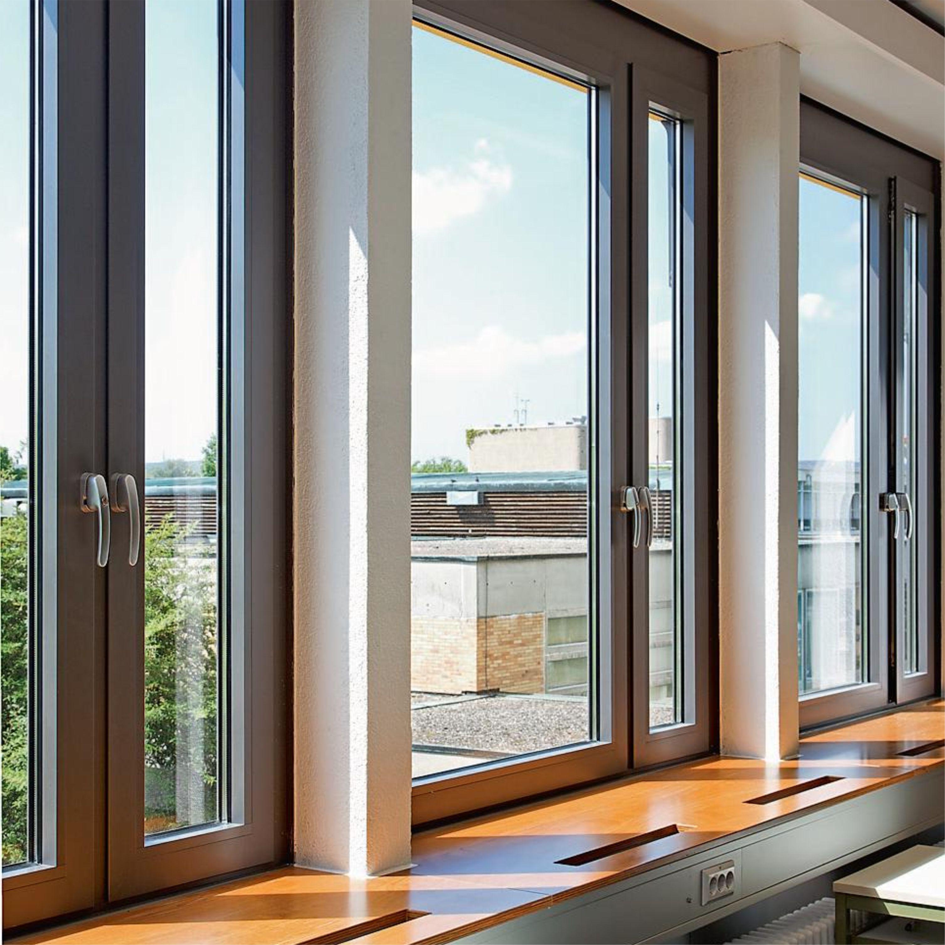 Выбор пластикового окна на кухню. какое лучше поставить? | а за окном