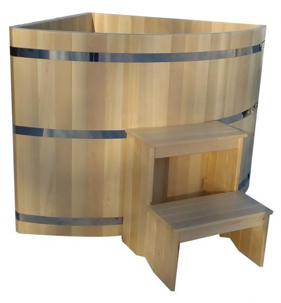 Купель для бани своими руками - пошаговые инструкции по изготовлению, монтажу отделке!