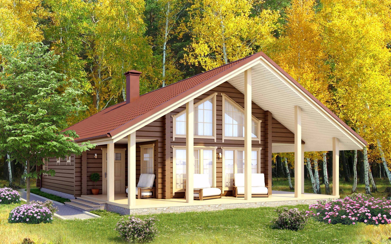 Баня из бруса (79 фото): строим своими руками из клееного и профилированного материала, примеры двухэтажной готовой конструкции дома-бани