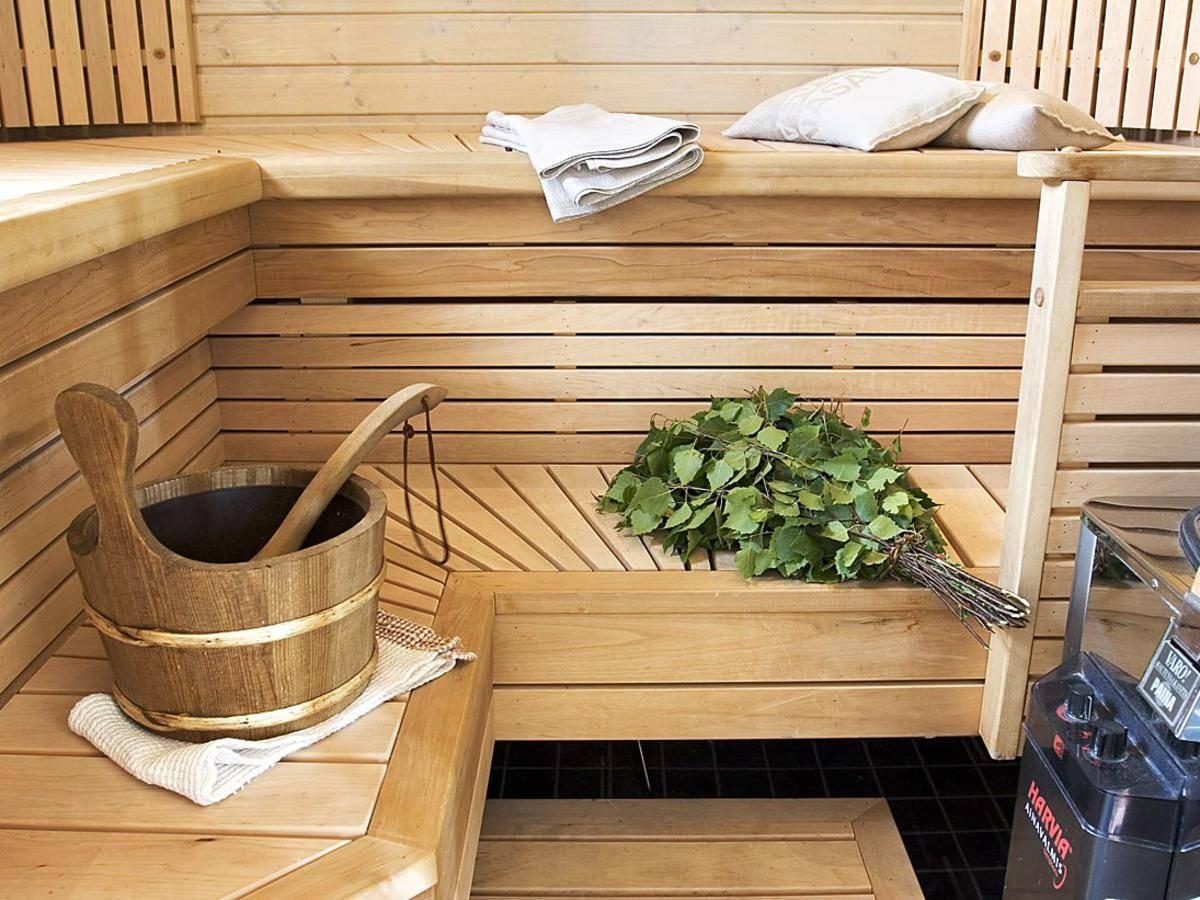 Лучшие материалы для отделки бани и сауны - виды древесины