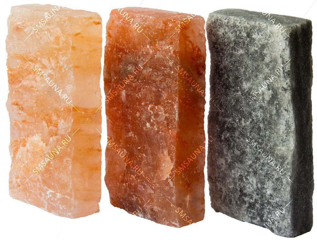 Соляные кирпичи для бани: из гималайской соли и другие виды, использование. чем разрезать плитку? куда лучше класть?