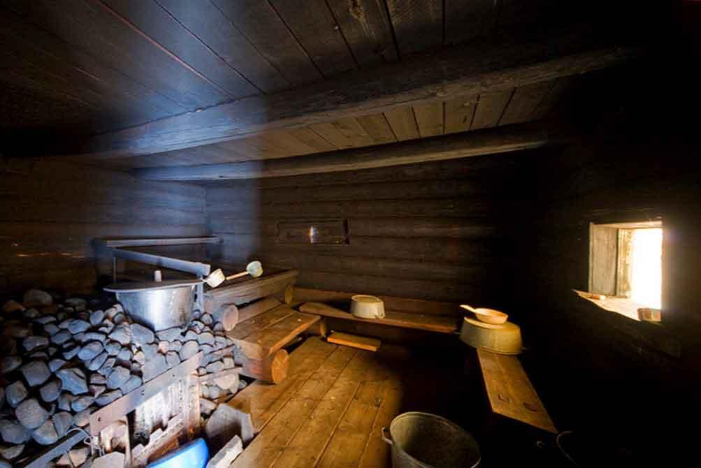 Что такое баня по-черному - особенности строительства, как топить, польза и вред