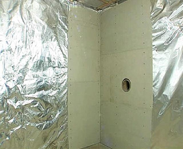 Негорючие материалы для отделки стен, для кровли, бани и дымохода