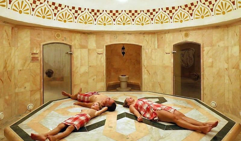 Турецкий хамам: польза бани и вред, как часто можно посещать