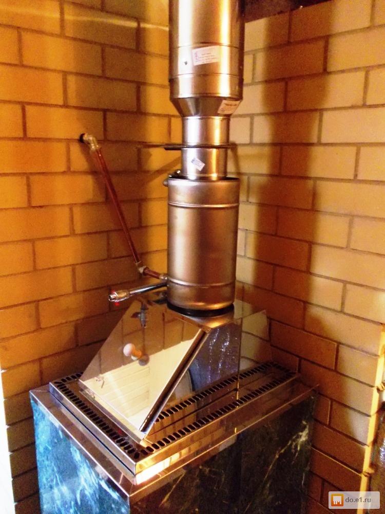 Как сделать дымоход для бани своими руками: устройство, расчет, изготовление, чистка