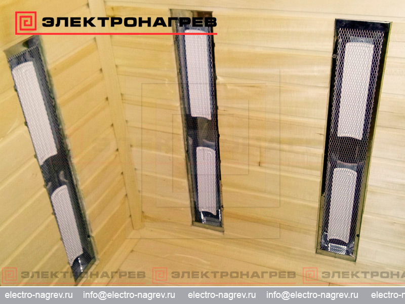 Пошагово: как сделать инфракрасную сауну своими руками   o-builder.ru