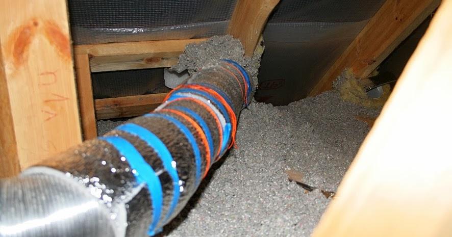 Как изолировать трубу дымохода в перекрытии и не наделать ошибок?