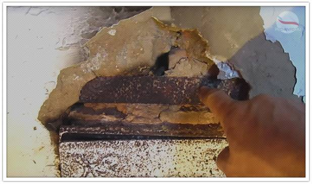 Чем замазать щели в печи между кирпичами
