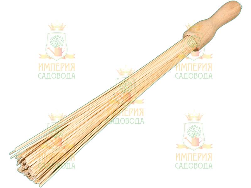 Бамбуковый массажный веник для бани: польза, противопоказания, доступные массажные техники