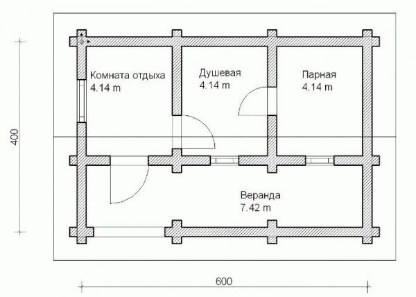 Баня из шлакоблоков: плюсы и минусы