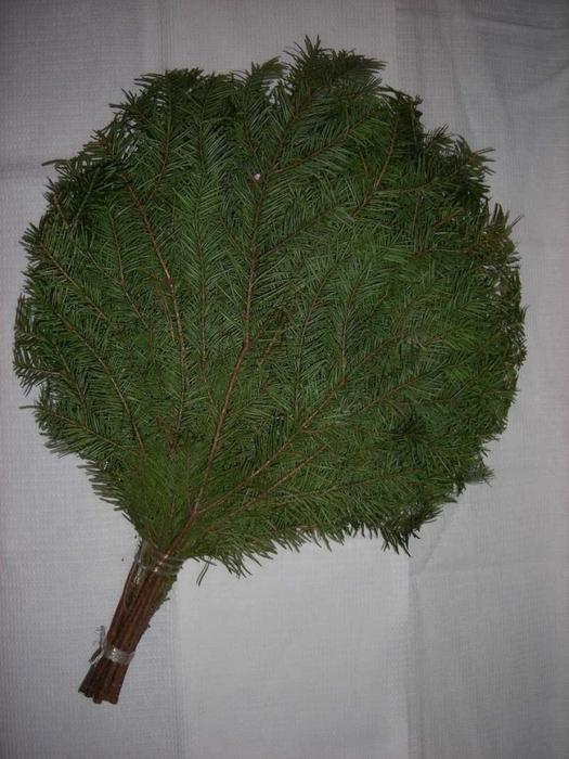 Можжевеловый веник для бани - свойства, применение
