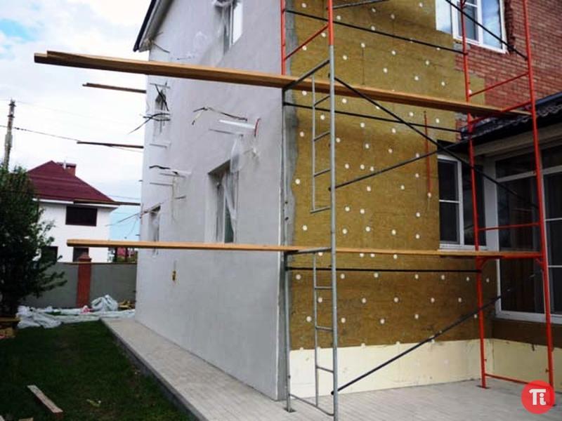 Что такое «мокрый фасад»? Какие он имеет особенности и достоинства