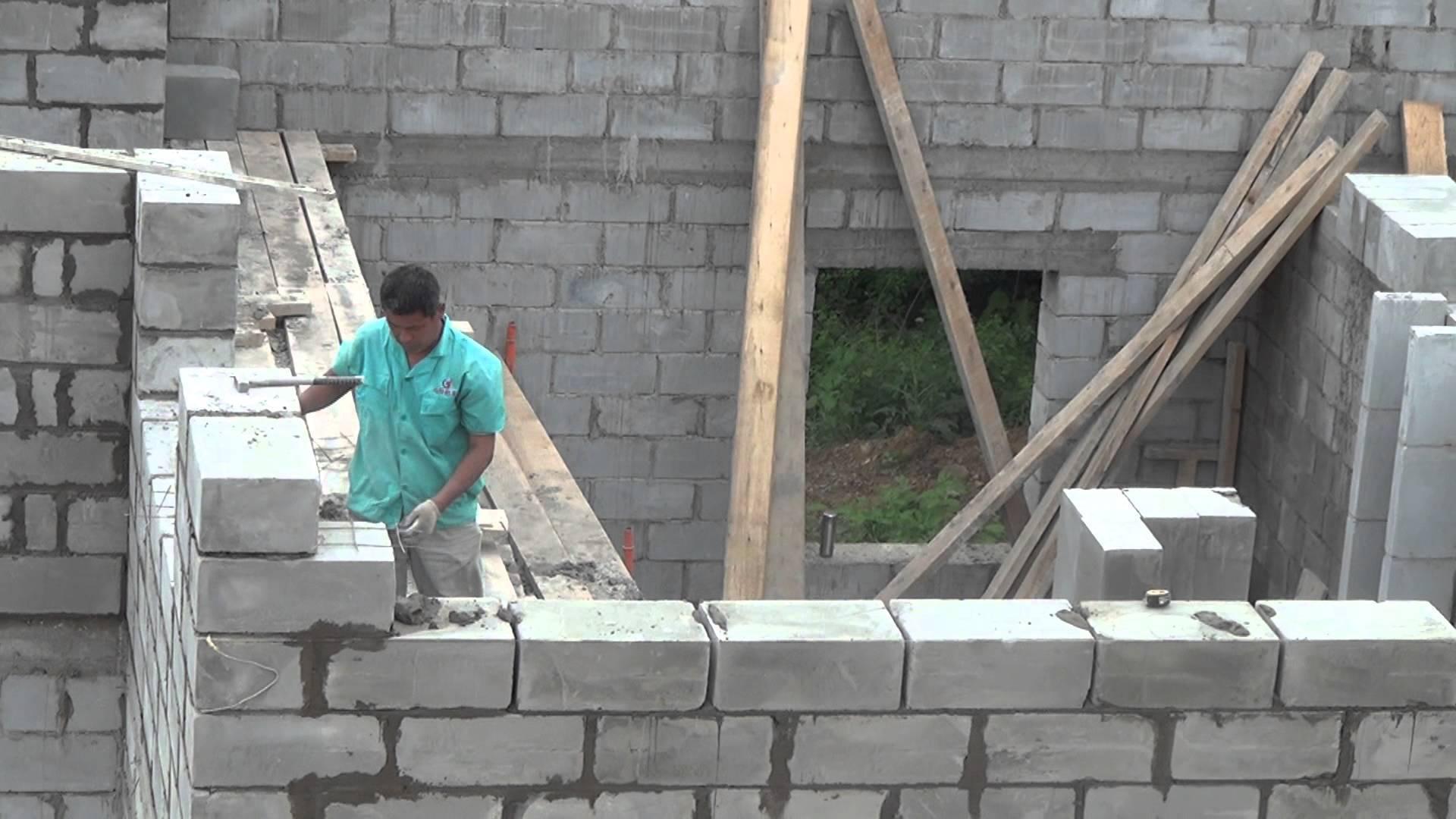 Баня из пеноблоков: плюсы и минусы