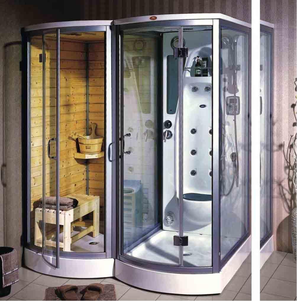 Сауна душевая кабина: совмещенная с душем для квартиры, домашняя инфракрасная с функцией сауны, кабина с эффектом бани, фото и видео