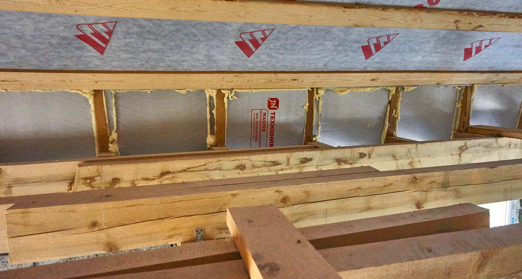 Как правильно утеплить баню из керамзитобетонных блоков - инструкция