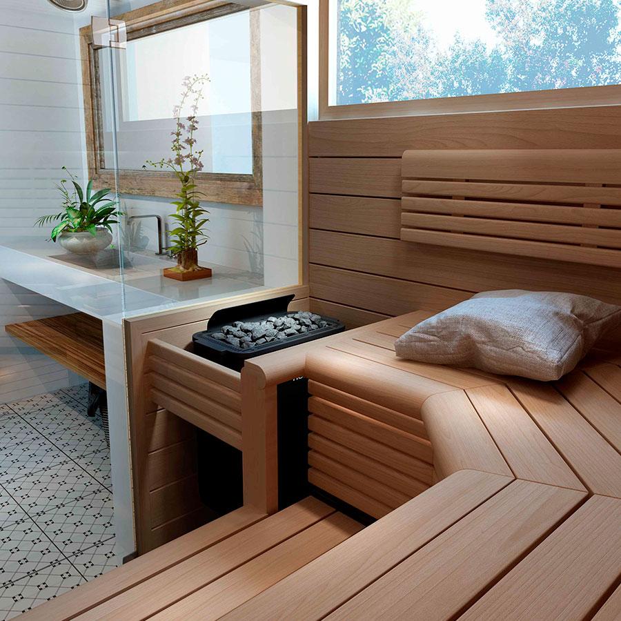 Мебель для бань и саун: обустраиваем комнату отдыха со вкусом
