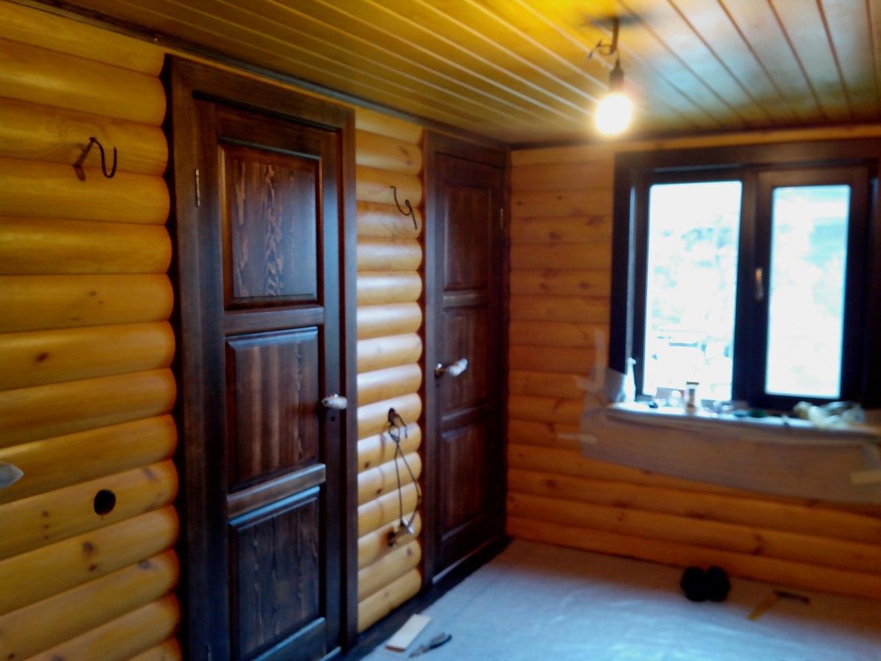Блок хаус обшивка бани: отделка внутри и снаружи