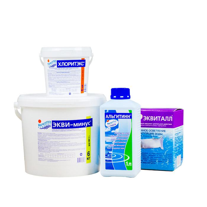 Средства для обеззараживания воды в бассейне: обзор препаратов (таблетки, гранулы, жидкости) с описанием, ценами, отзывами покупателей, правилами применения