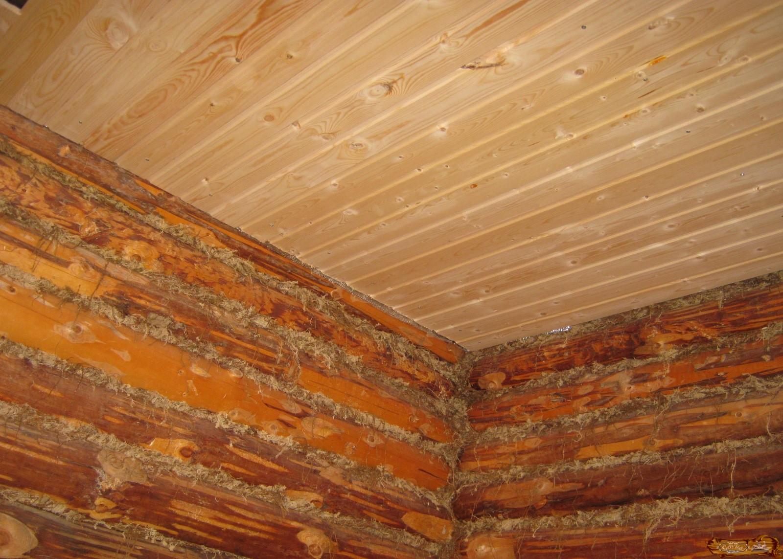Потолок для бани своими руками, как сделать монтаж в предбаннике и моечной, как обустроить проход трубы через потолок, примеры на фото и видео