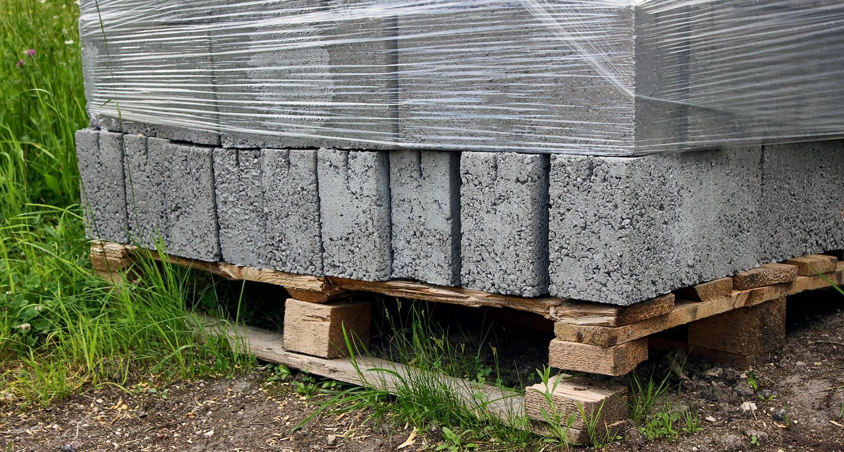 Фундамент для дома из керамзитобетонных блоков -  фундаменты от а до я