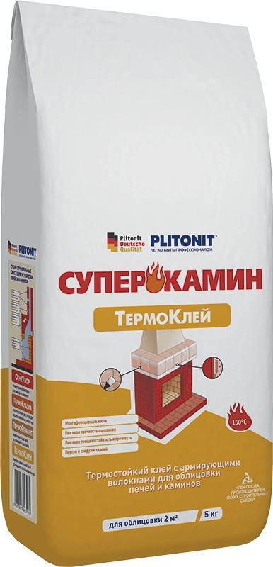 Огнеупорный термостойкий клей для печей и каминов: требования к качеству и советы по выбору