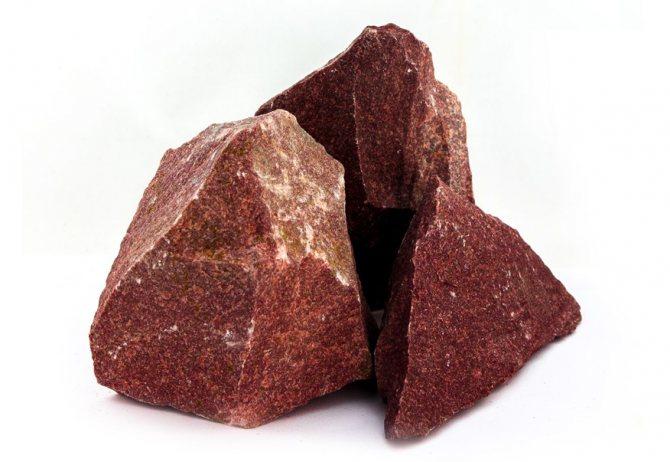 Порфирит для бани: отзывы, свойства, недостатки камня со слов владельцев бань, купивших его для своих каменок